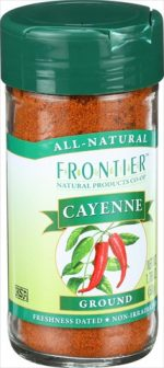 Frontier Herb 1.76 Ounce Cayenne Ground - 90000 Hu