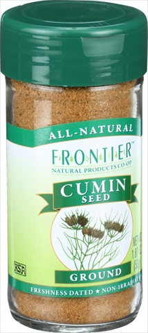 Frontier Herb 1.87 Ounce Cumin Seed - Ground