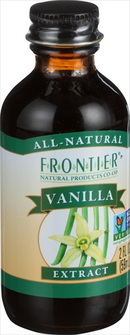 Frontier Herb 2 Ounce Vanilla Extract