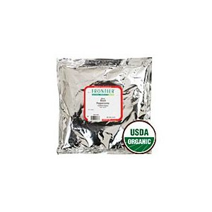 Frontier Herb 28395 Organic Ground Ginger Root