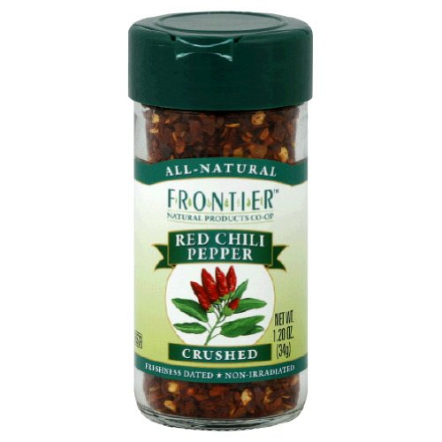 Frontier Herb 28417 Crushed Red Chili Peppers