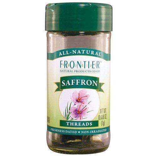 Frontier Herb 28473 1 Gram Saffron