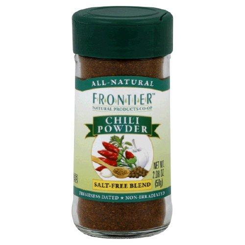 Frontier Herb 28508 Chili Powder No Salt