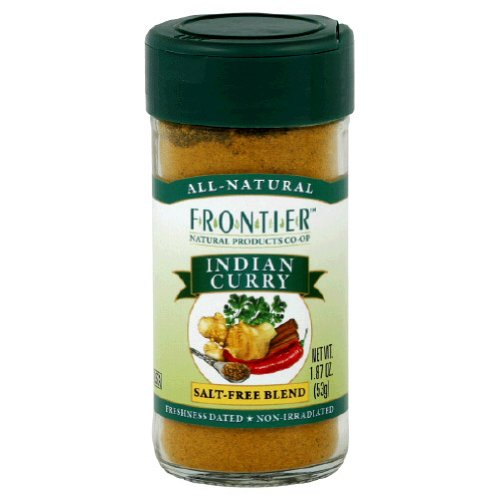 Frontier Herb 28533 Intl Seas Indian Curry
