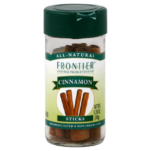 Frontier Herb 28602 2.75 Inch Whole Cinnamon Stick