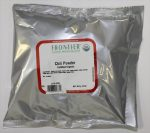 Frontier Herb Organic Chili Pepper Powder Seasoning Blend - Bulk 1 Lbs.