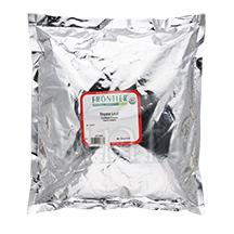 Frontier Herb Thyme Leaf Organic - Whole - Bulk 1 Lbs.