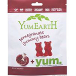Frontier Natural 229732 Organic Gummy Bear Pomegranate