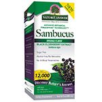 Frontier Natural 229740 Sambucus Super Concentrated Family