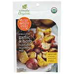 Frontier Natural Products 15732 Garlic & Herb Vegetable Seasoning Mix Organic