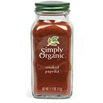 Frontier Natural Products 19517 Simply Organic Smoked Paprika