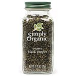 Frontier Natural Products 19518 Pepper Black Coarse Grind Organic