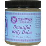 Frontier Natural Products 206133 Beautiful Belly Balm 4 oz.