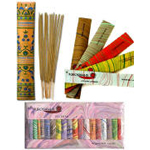 Frontier Natural Products 206299 Auroshikha Incense Samplers 18-Piece Fragrance