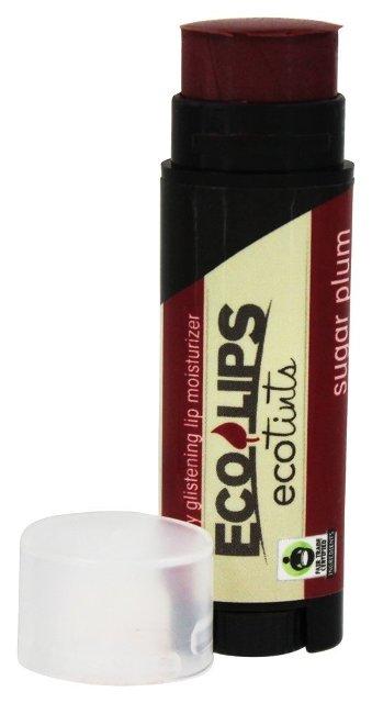 Frontier Natural Products 223420 Eco Tints Lip Balm Sugar Plum - 0.15 oz.