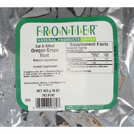 Frontier Natural Products 782 Natural Products Organic Tomato Flakes - 16 Oz.