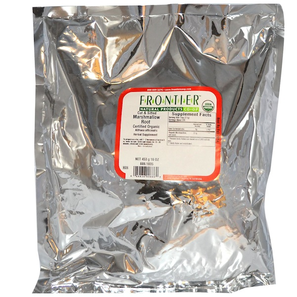 Frontier Natural Products BG13152 Frontier Marshmllow Root - 1x1LB