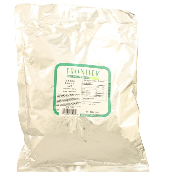 Frontier Natural Products BG13244 Frontier Licorice Root C-S - 1x1LB