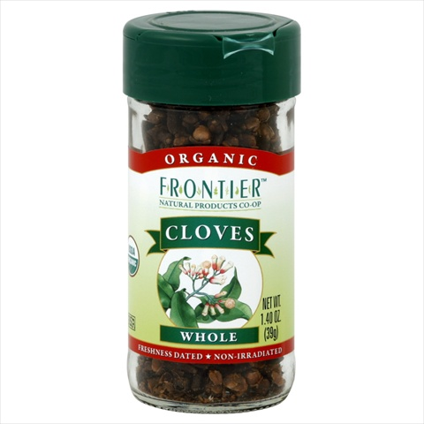 Frontier Natural Products Cloves Og Whole 1.40-Ounce