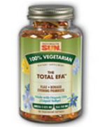 Frontier Natural Products Co-op 223269 100 percent Vegetarian Liquid Softgels Made with Organic Oils The Total EFA