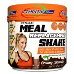 Fusion Diet Systems 00428 Chocolate Meal Replacement Shake