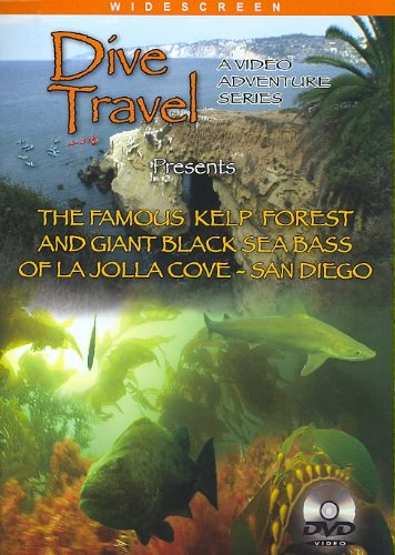 GRK ProductionEducation2000 Inc 754309022545 The Famous Kelp Forest and Giant Black Sea Bass of La Jolla Cove - San Diego
