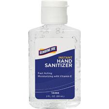 Genuine Joe GJO14466 Gel Hand Sanitizer Clear