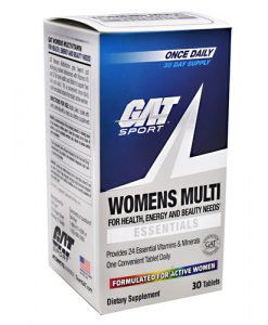 German American Technologies 370150 Women Multivitamin 30 Serve