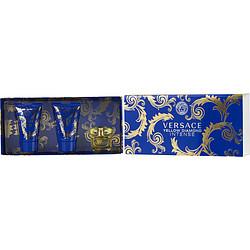 Gianni Versace 268726 Versace Yellow Diamond Intense .17 oz Eau De Parfum .8 oz Mini & Body Lotion & .8 oz Shower Gel