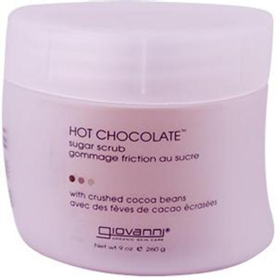 Giovanni Organic Body Care Hot Chocolate Sugar Scrub Scrubs 9 oz. 218676