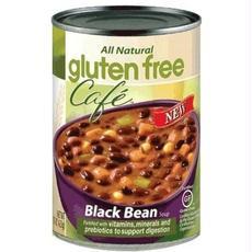Gluten Free Cafe B65013 Gluten Free Cafe Black Bean Soup -12x15oz