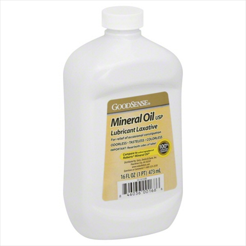 GoodSense Mineral Oil Usp