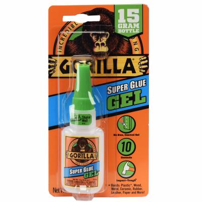 Gorilla Glue 206001 15 g Gorilla Super Gel