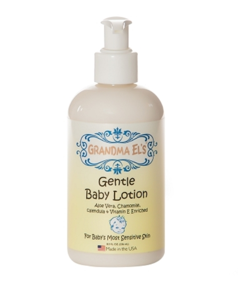 Grandma Els GRANDMALOTION Els Gentle Baby Lotion - 8 oz
