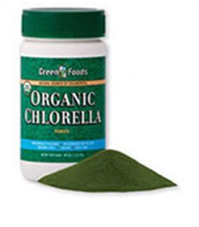 Green Foods Organic Chlorella Organic Chlorella Powder 2.1 oz. 222779