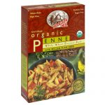 HODGSON MILL PASTA WWHT FLAX PENNE ORG-12 OZ -Pack of 8