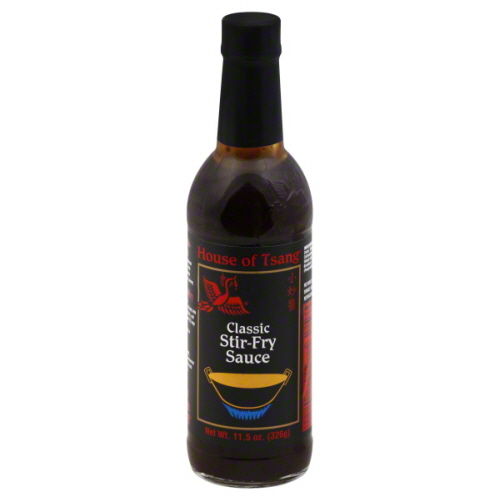 HOUSE OF TSANG SAUCE STIRFRY CLASSIC-11.5 OZ -Pack of 6