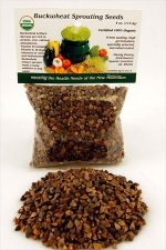 Handy Pantry B-40 Buckwheat Sprouting Seeds - 4oz