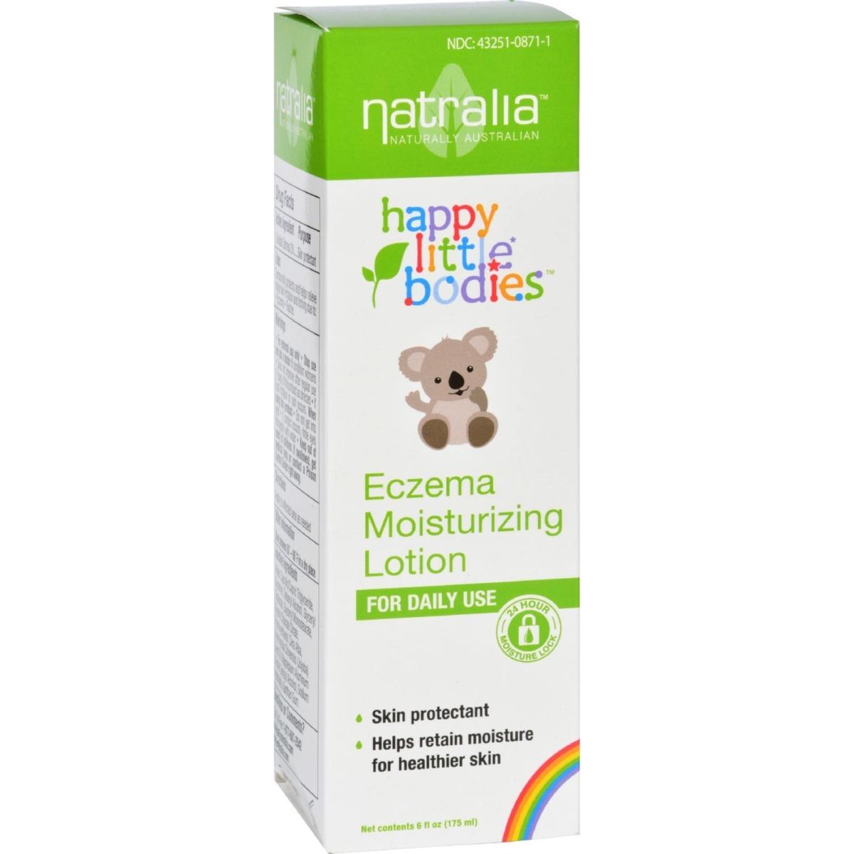 Happy Baby 1712165 6 oz Bodies Eczema Lotion Natralia - Moisturizing