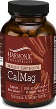 Harmonic Innerprizes 572090 CalMag Skeletal Rejuvenator Veggie Capsules