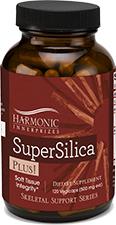 Harmonic Innerprizes 572603 Super Silica Plus Veggie Capsules
