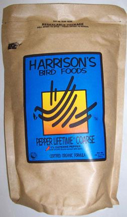 Harrisons HBDALCP1 1lb Adult Lifetime Coarse Pepper