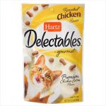 Hartz Treats Gourmet For Cats Roasted Chicken Flavor