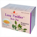 Health King Lung Pacifier Herb Tea - 20 Tea Bags