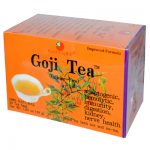 Health King Medicinal Teas Tea - Goji - 20 Bag