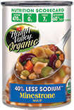 Health Valley Natural Foods 15 Ounce Organic Minestrone Soup No Salt