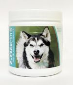 Healthy Breeds 840235100805 Alaskan Malamute Z-Flex Minis Hip & Joint Support Soft Chews - 60 Count
