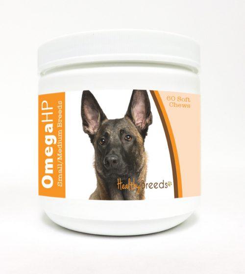 Healthy Breeds 840235102335 Omega-3 Fatty Acids Skin & Coat Soft Chews