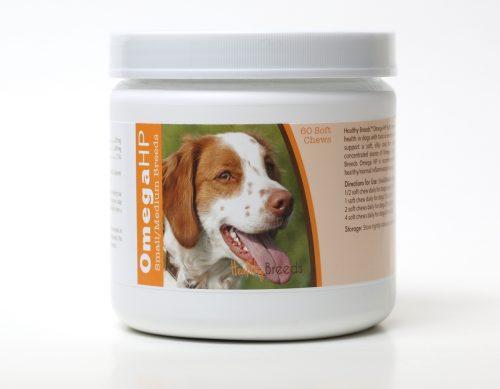 Healthy Breeds 840235103264 Omega-3 Fatty Acids Skin & Coat Soft Chews