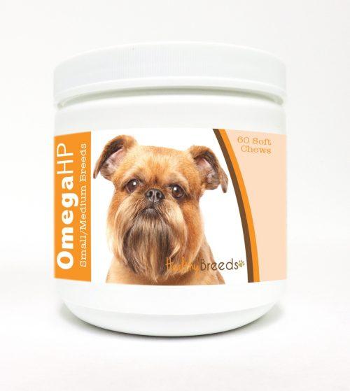 Healthy Breeds 840235103424 Omega-3 Fatty Acids Skin & Coat Soft Chews